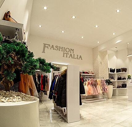 Włocławek - Butik Fashion Italia