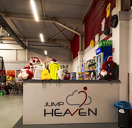 Włocławek - Jump Heaven - Park Trampolin