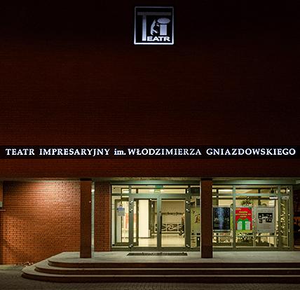 MProjekt Technika Świetlna, Teatr Impresaryjny, Włocławek